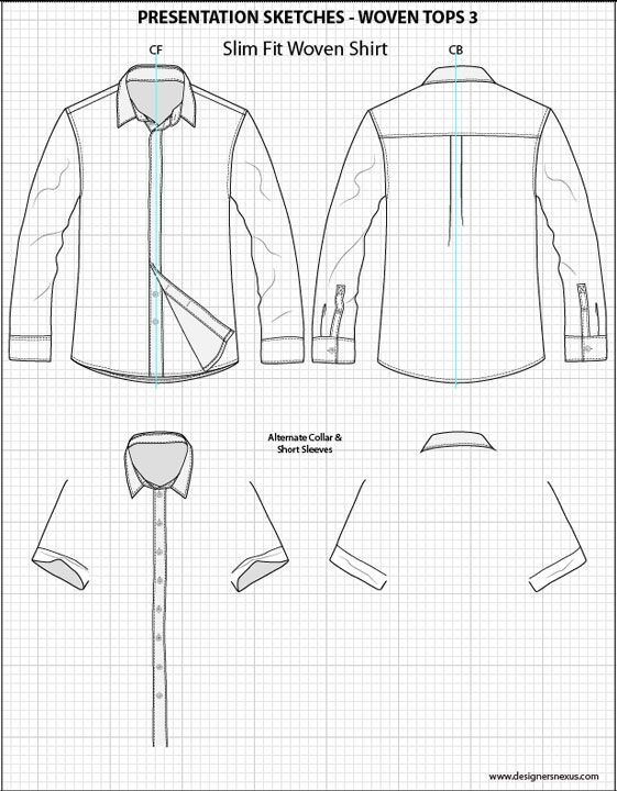 Mens Flat Fashion Sketch Templates My Practical Skills Fashion Sketch Template Fashion Sketches Men Shirt Sketch