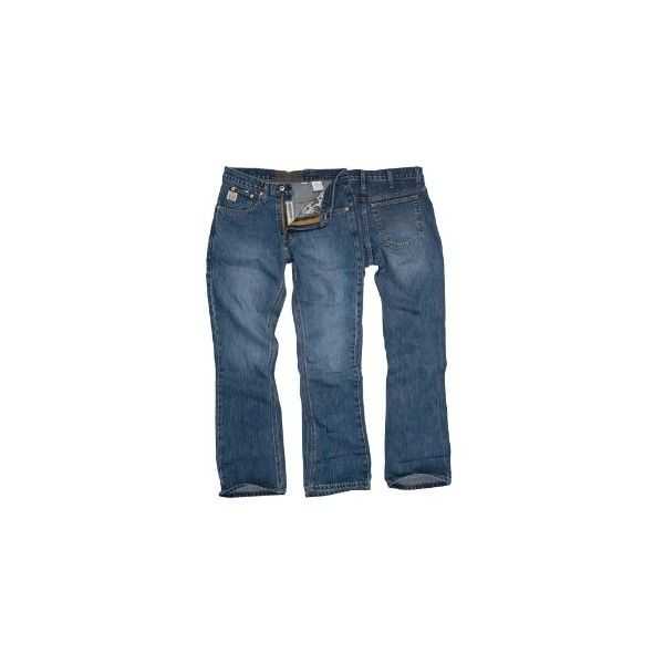 Cinch Dooley Dark Stone Hand Sanded Jean | NRS - National Roper Supply... via Polyvore