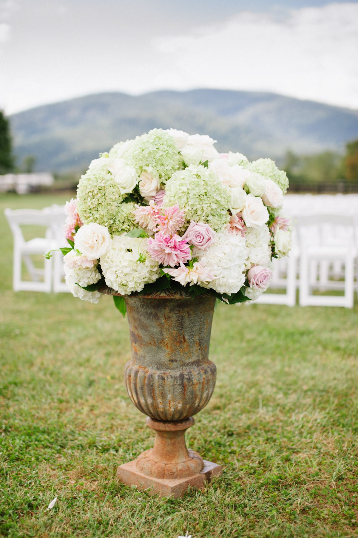 Wedding flower decoration images  King Family Vineyards Wedding  Wedding Flower ideas and Weddings