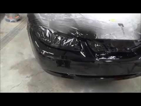 Paint Your Car At Home How To Repair And Paint A Plastic Bumper