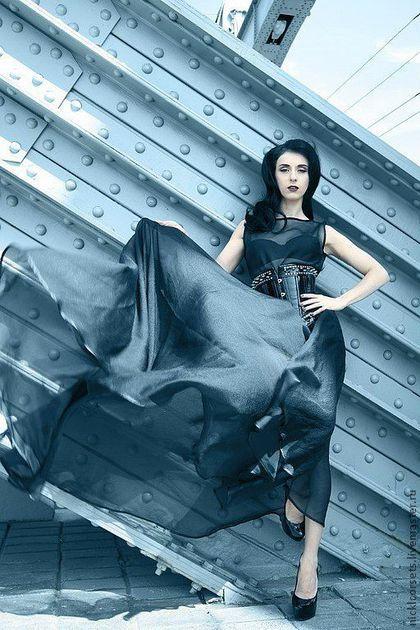 54395b1689a Maxi dress   Платья ручной работы. Ярмарка Мастеров - ручная работа. Купить  Платье с