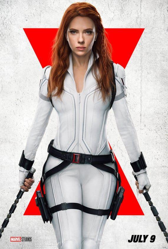 New Giclée Art Print 2021 Promo Poster For Marvel Studio's