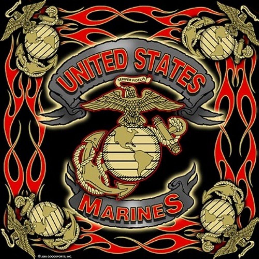 Military Bandanas United States Marine USMC in 2020 Usmc