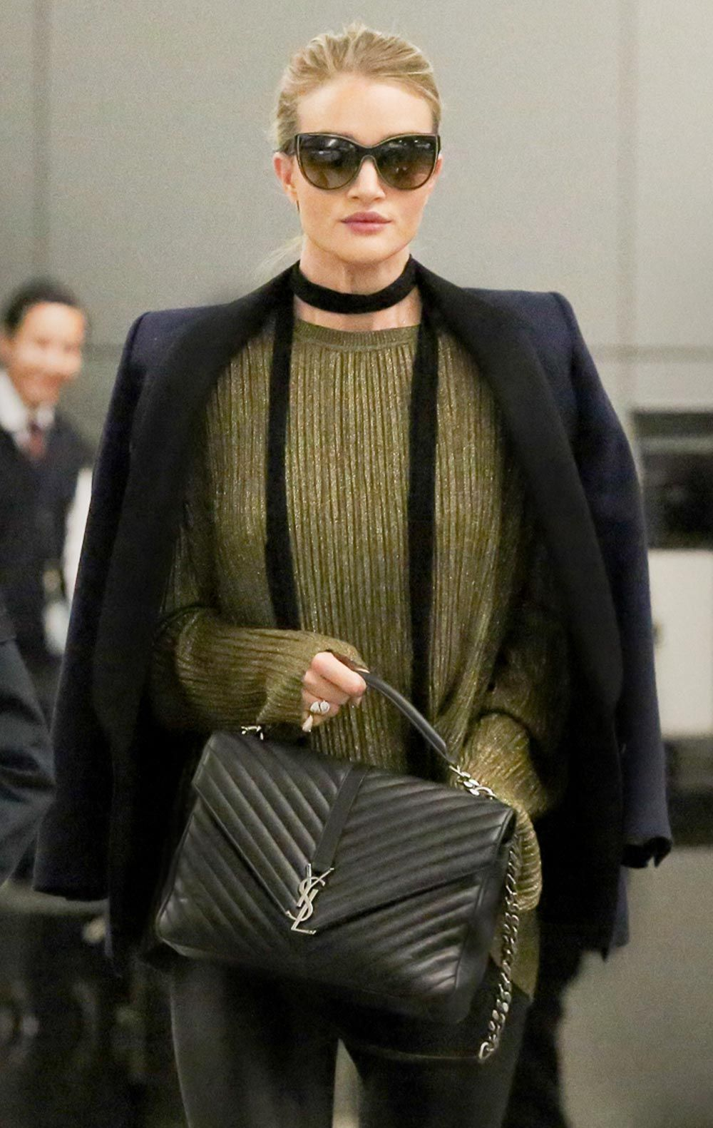 Louis Vuitton Pochette Gold Chain