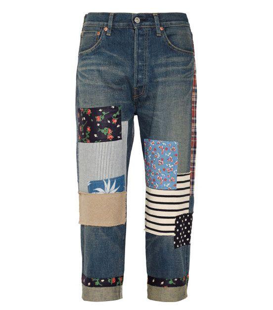 Levi's cria a 1º calça jeans reciclada do mundo feita a