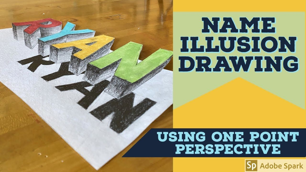 Pin By Heather Woodburn On 2d Student Art Projects Illusion Drawings Teaching Art Art Lessons Elementary