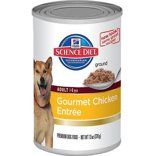 Hills Science Diet Adult Advanced Fitness Savory Chicken Entree Dog