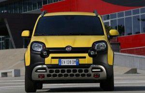 Fiat Panda Cross en Motor Village Madrid