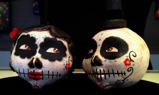 Cute! / #sugar #skull #art