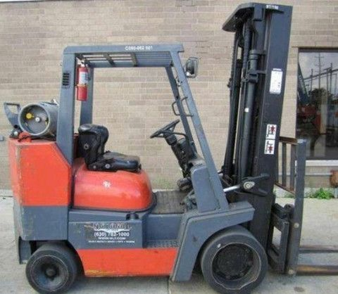 Toyota Forklift Toyota Repair Manuals