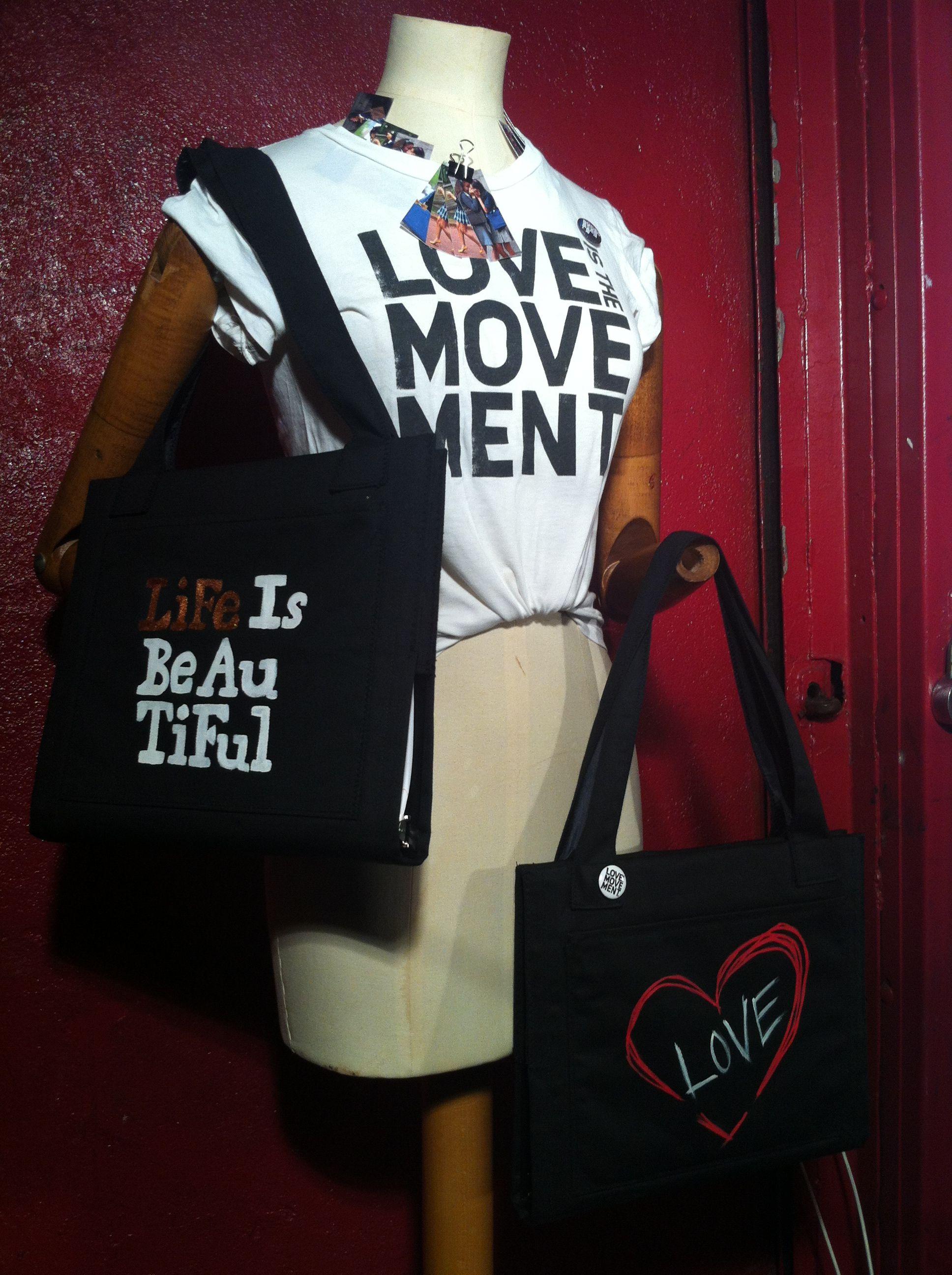 #TWLOHA #Bags #bag #charity #love