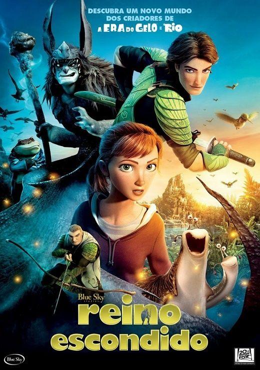 Download Torrent Filme Epic Reino Escondido 2013 Dual
