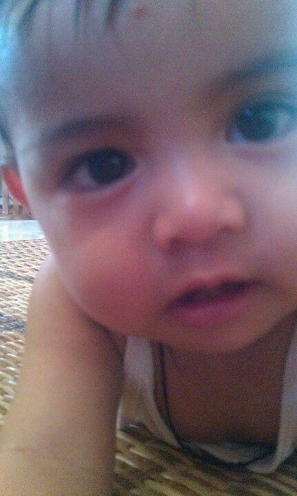 Comel Betul Budak Nie Baby Face Face My Love