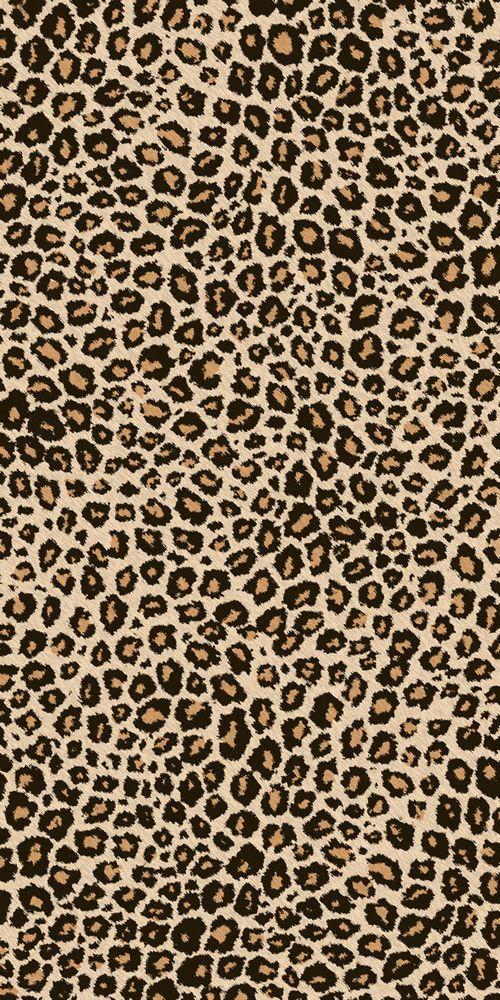 Leopard Print Beach Towel IslandGear Cheetah print