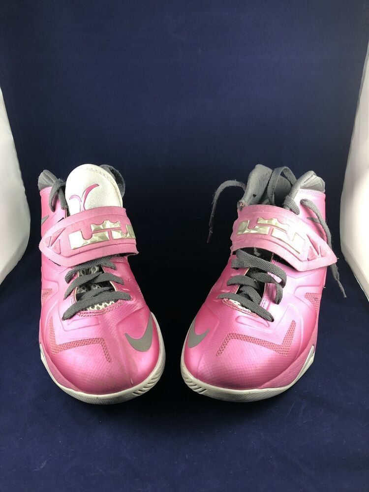 Nike Lebron Soldier 7 Pink 599818 600 Youth Basketball Shoes Size 6 Y 6y Boys Fashion Clothin Youth Basketball Shoes Kevin Durant Basketball Shoes Boys Shoes