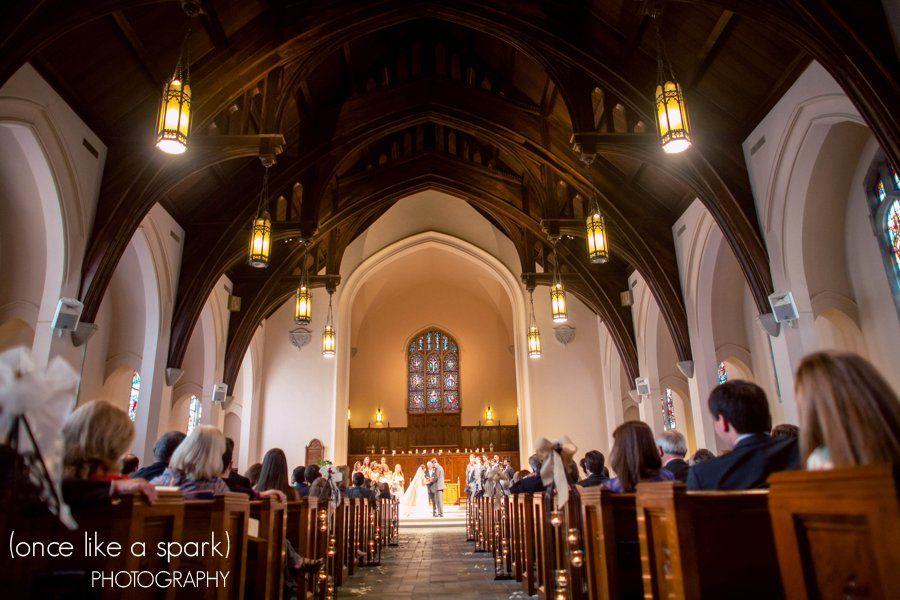 Druid Hills Presbyterian, church wedding, wedding
