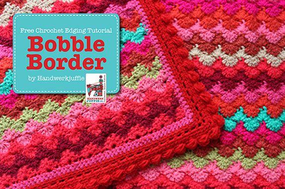 Haken Crochet Edging Border Randje Haken Tejido Häkeln Rand