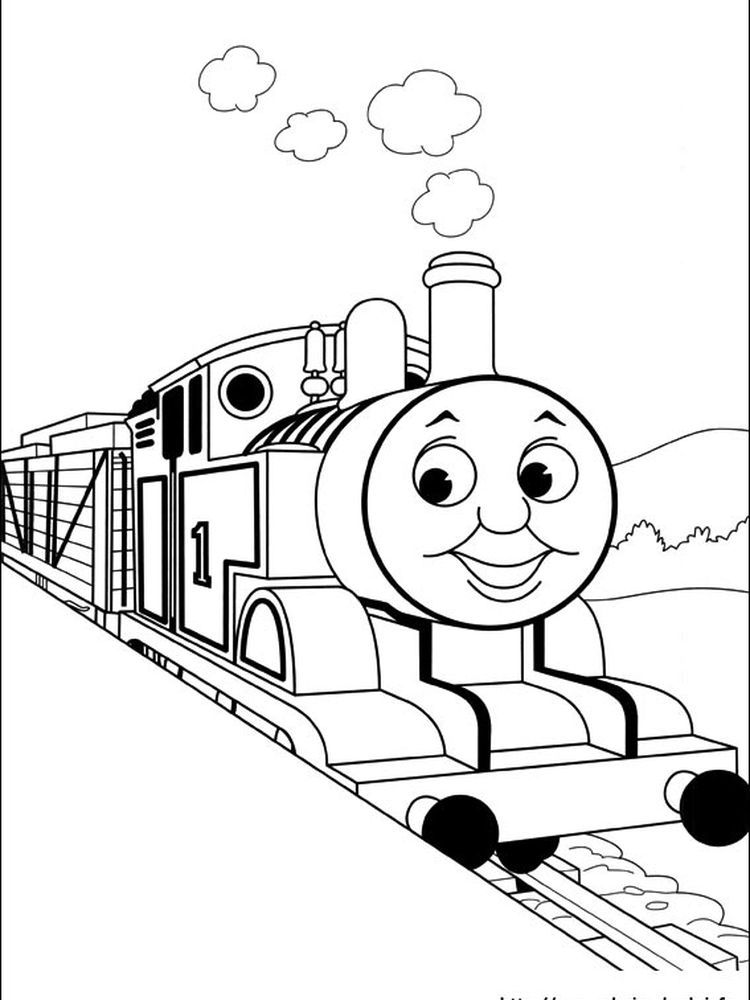 Printable Thomas And Friends Coloring Pages For Kids Free Coloring Sheets In 2020 Train Coloring Pages Valentines Day Coloring Page Cartoon Coloring Pages