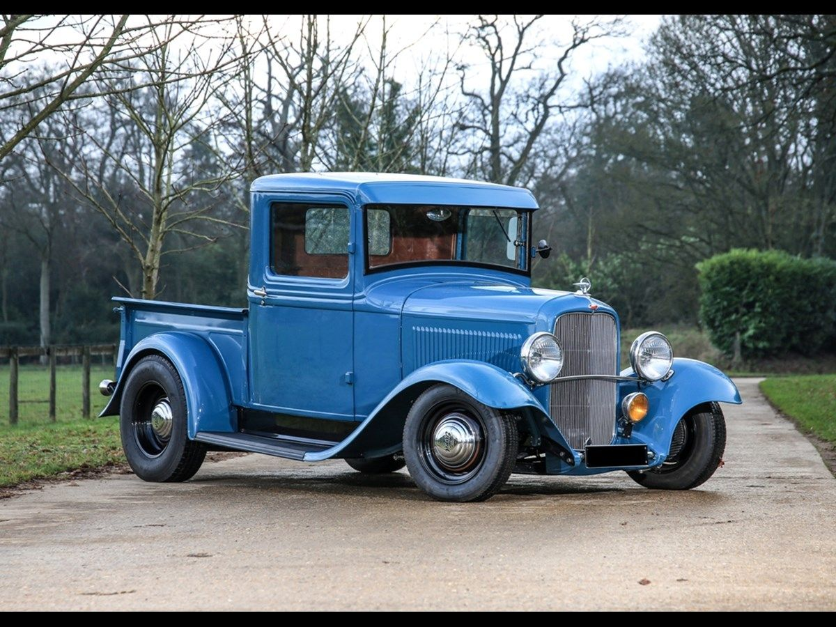The Trade Archive Ford Models 1932 Ford Car Ford