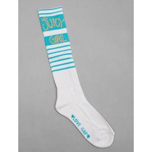 9aa3db46f7 juicy Knee High Socks