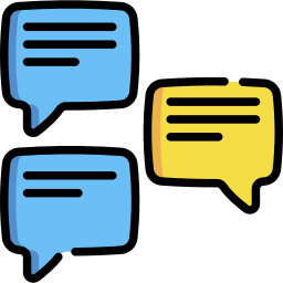 Dialogue Free Vector Icons Designed By Freepik Social Media Icons Free Vector Icons Vector Icon Design
