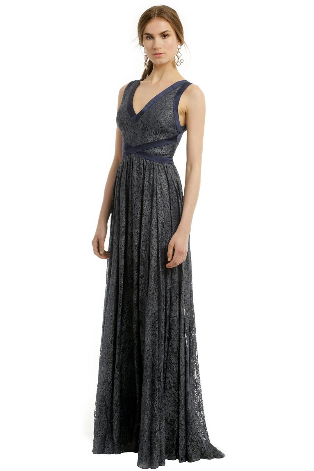 Badgley Mischka Set The Tone Gown | Suit and Tie | Pinterest ...