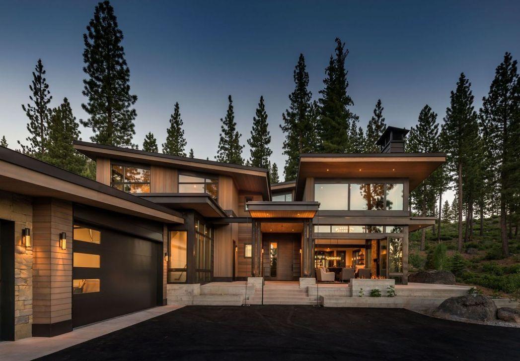 41 Stunning Contemporary Home Exterior Designs Ideas To Try Contemporary House Exterior Contemporary House Design House Designs Exterior