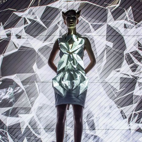 In the first movie from our Future Makers series with Autodesk, designer Anouk Wipprecht explains how she created a collection of interactive 3D-printed dresses for Audi.