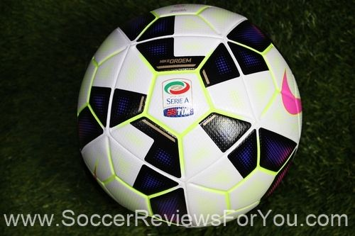 Ballon de Football Nike Ordem 4 Serie A Tim