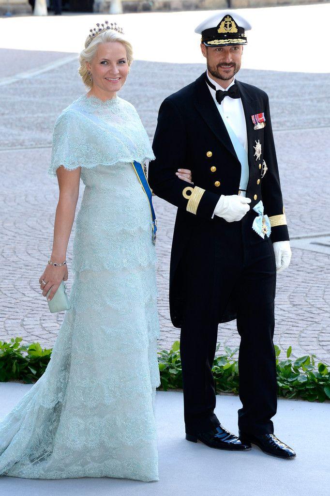 Princess Mette-Marit Photos Photos: The Wedding Of Princess ...