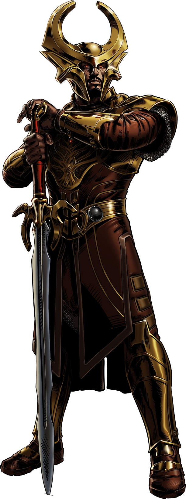 Brother of Sif and steadfast friend of Thor, Heimdall is ...