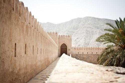 "keif-al-hal:  "" Khasab castle, Musandam Oman  """
