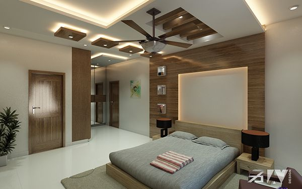 Aniq Naij HouseInterior Design  VisualizedYear 2014 Bedroom in