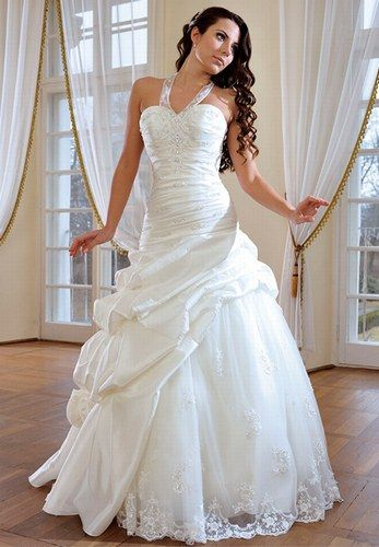 17 Best images about Wedding Dress on Pinterest | Wedding, Simple ...