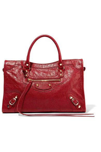 072f229fa853 BALENCIAGA Classic City textured-leather tote.  balenciaga  bags  shoulder  bags  hand bags  leather  tote