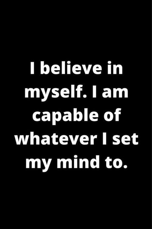 200 Powerful Confidence Affirmations to Boost Self Esteeem
