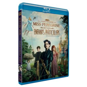 Miss Peregrine et les enfants particuliers Blu-ray #bluray