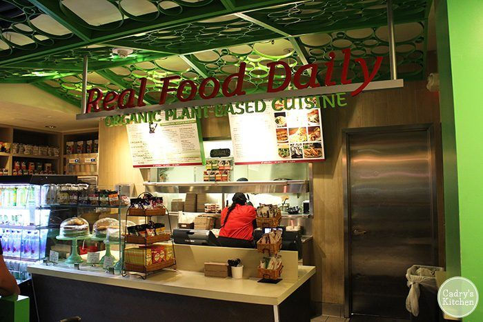 Kinda want to pass through LAX just so I can eat at Real Food Daily.  via @cadryskitchen