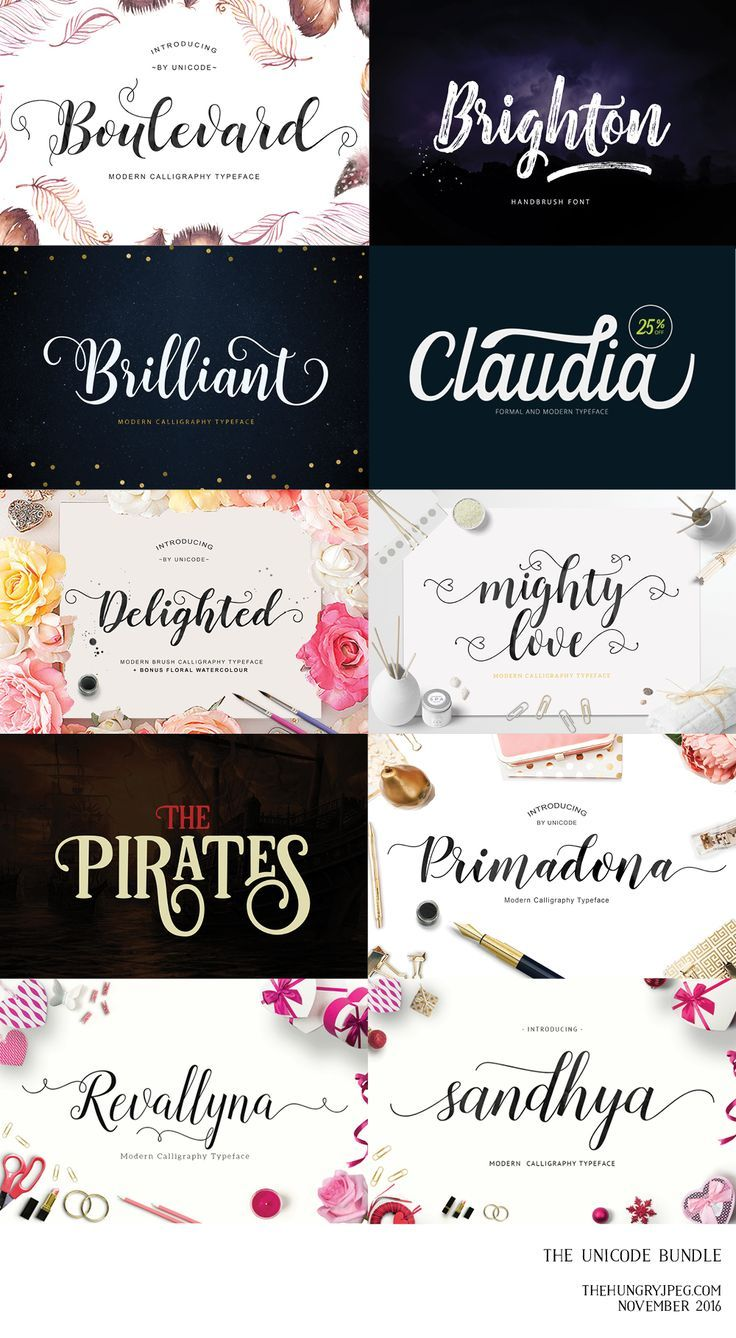 Download The Swirly Font bundle is here and includes 10 beautiful ...