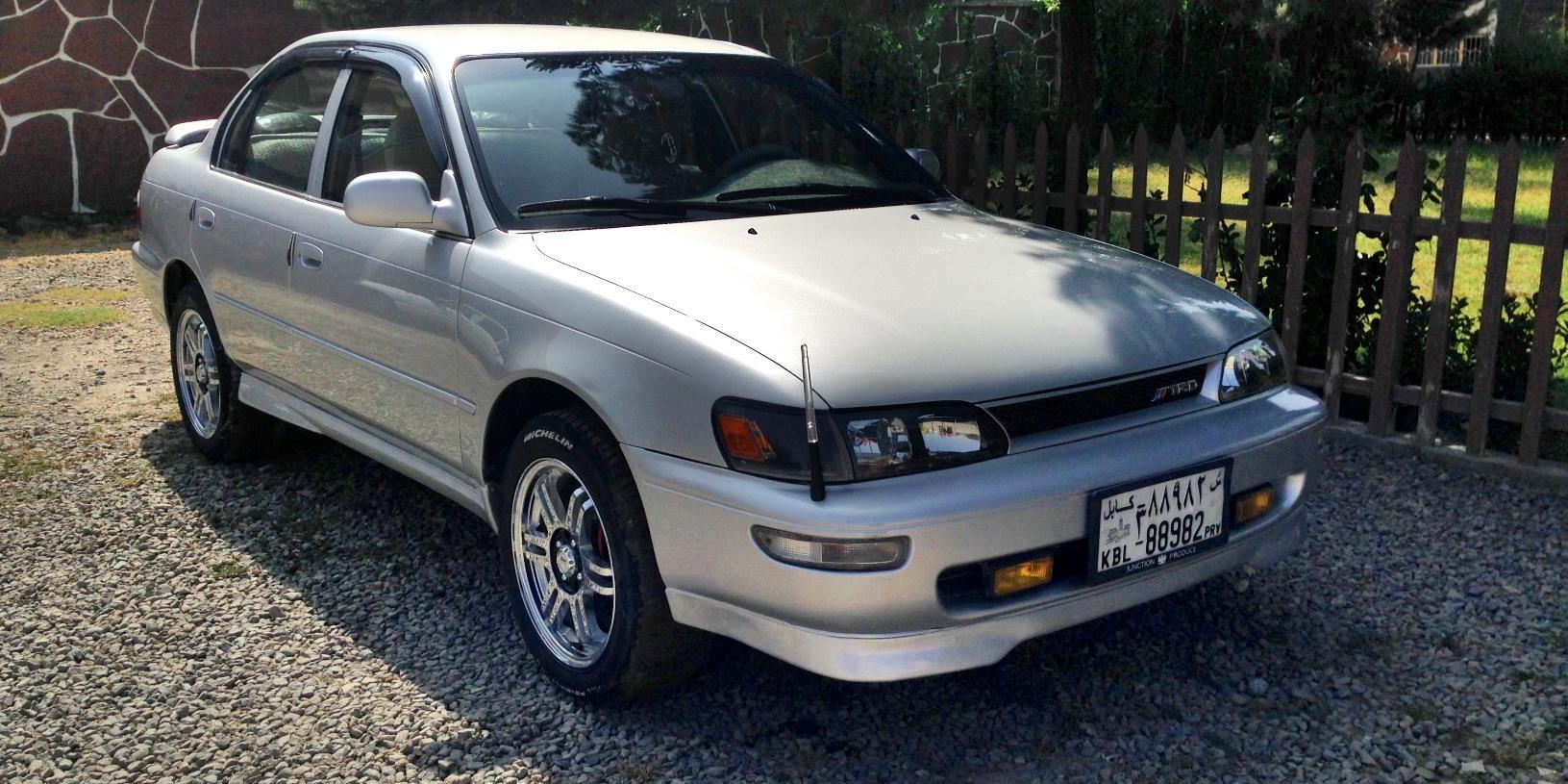 Kekurangan Toyota Corolla 1994 Spesifikasi