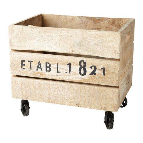 Aufbewahrung Holzkisten Holz Und Wohnaccessoires