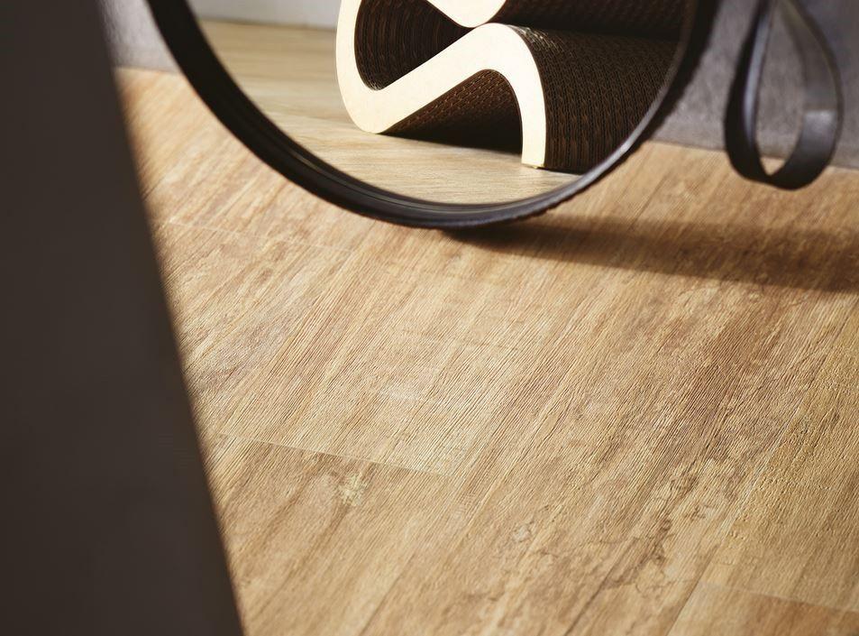 Carrelage extra-fin 5,5mm imitation parquet KERLITE FOREST   Carrelage, Imitation parquet et ...