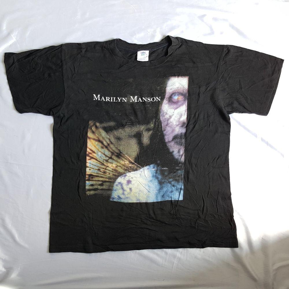 Vtg 1994 Barbra Streisand Concert T-Shirt Black L 90s Singer Actress G07AGHbhwq