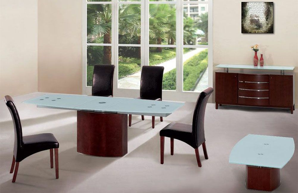Modern Dining Room Sets With Nice Dining Table And Chairs For Cozy Modern Dining Room Sets For Inspire & Modern Dining Room Sets With Nice Dining Table And Chairs For Cozy ...