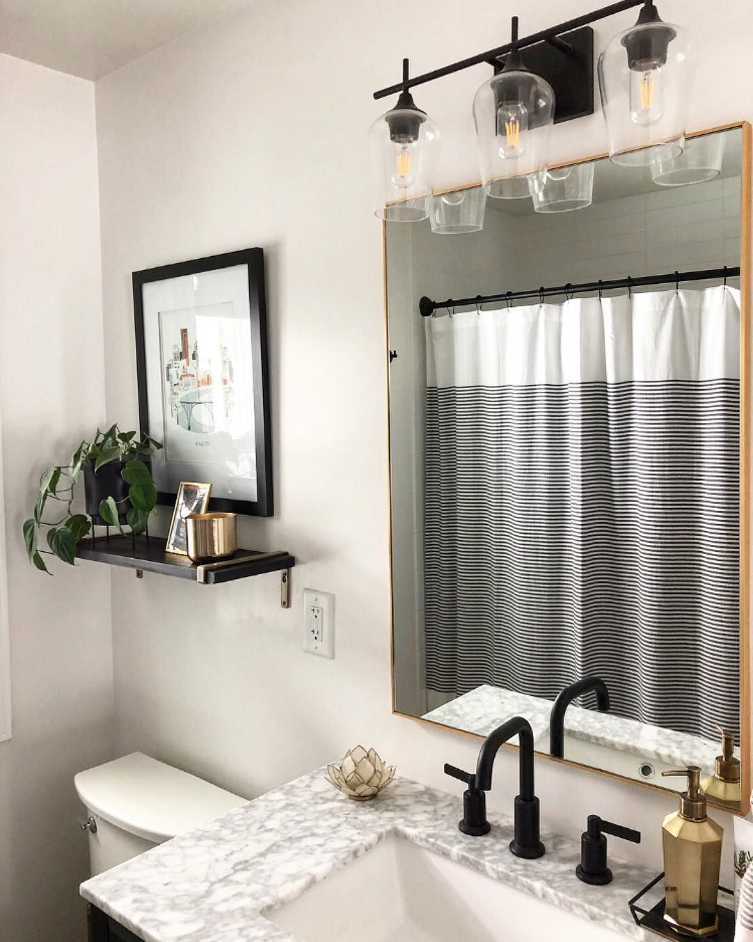 Our Turkish Shower Curtain Looks Pretty Good In Simaspaces Bathroom If You Ask Us Stylish Shower Curtain Bathroom Decor Shower