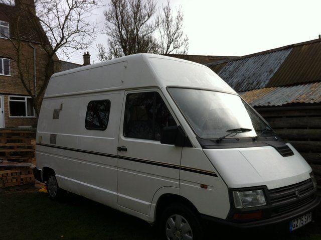 renault trafic camper 2 1 diesel for sale renault lkw. Black Bedroom Furniture Sets. Home Design Ideas