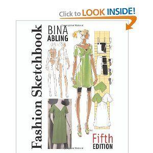 Fashion Sketchbook 5th Edition Bina Abling 9781563674471 Amazon Com Books Fashion Sketchbook Fashion Books Fashion Design Sketches