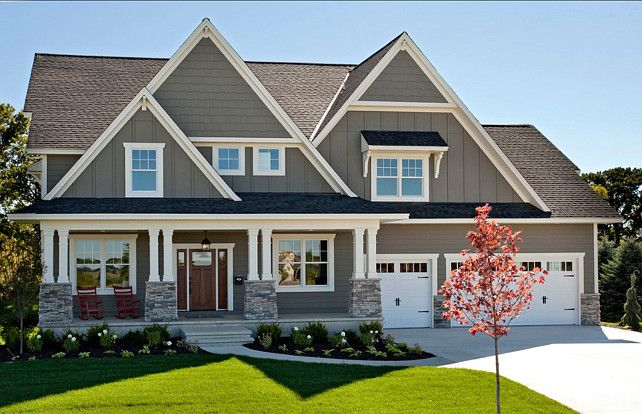 Craftsman Style Rambler Exterior Minneapolis By Vision Homes Remodeling