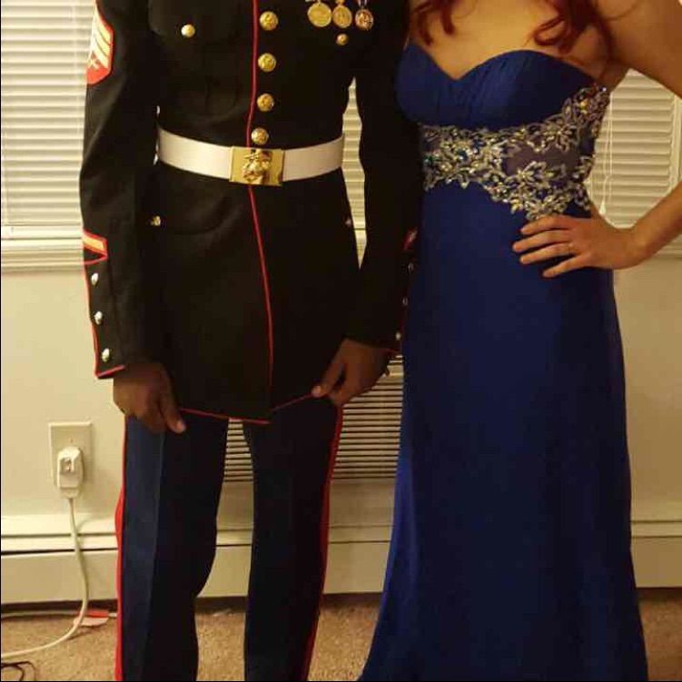 Marine Corps Ball Gown Marine Corps Ball Marine Corps And Ball Gowns