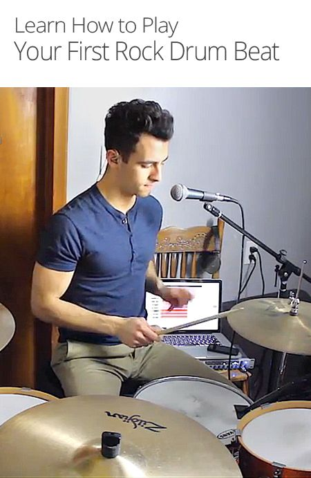 Drum Lessons - How to Read Drum Lesson Sheet Music